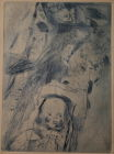 Doll - etching